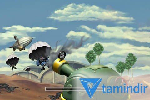 Paratroopers: Air Assault Ekran Görüntüleri - 4