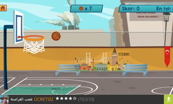Parmak Basketbolu Ekran Görüntüleri - 2