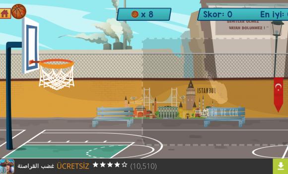 Parmak Basketbolu Ekran Görüntüleri - 1