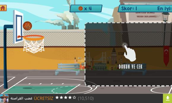 Parmak Basketbolu Ekran Görüntüleri - 3