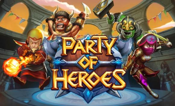Party of Heroes Ekran Görüntüleri - 5