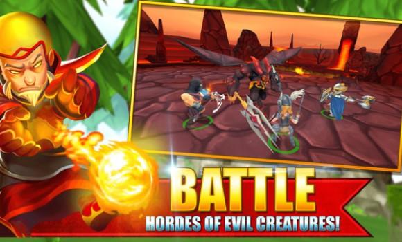 Party of Heroes Ekran Görüntüleri - 4