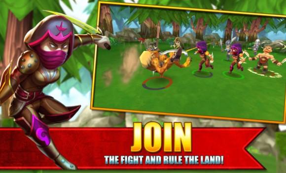 Party of Heroes Ekran Görüntüleri - 1