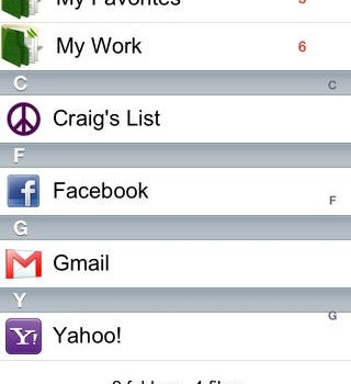 Password Manager Free Ekran Görüntüleri - 3