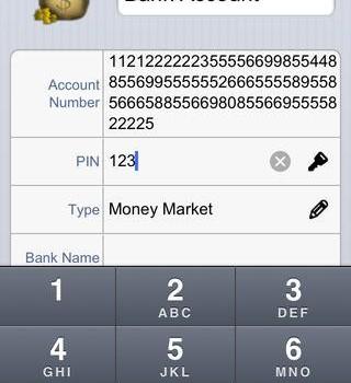 Password Manager Free Ekran Görüntüleri - 1