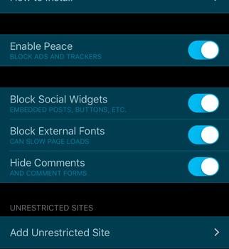 Peace Ekran Görüntüleri - 3