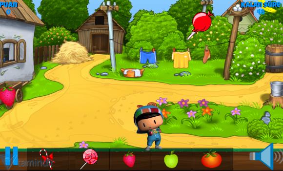 Pepee Yiyecek Toplama Oyunu Ekran Görüntüleri - 3