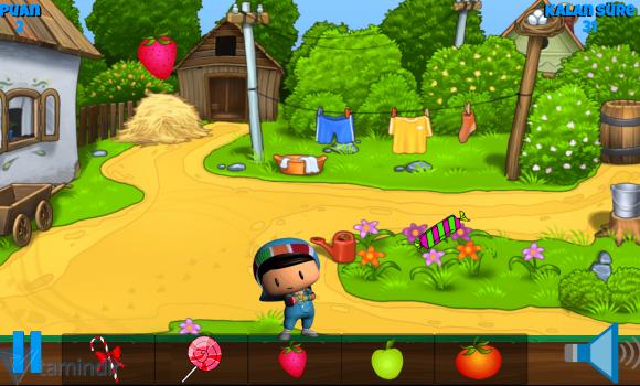 Pepee Yiyecek Toplama Oyunu Ekran Görüntüleri - 2