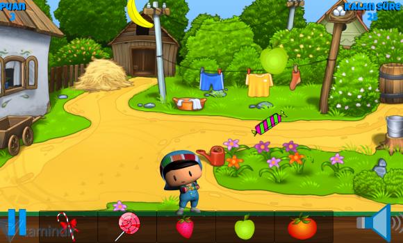 Pepee Yiyecek Toplama Oyunu Ekran Görüntüleri - 1