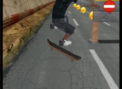 PEPI Skate 3D Ekran Görüntüleri - 1
