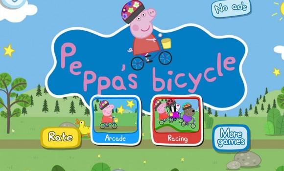 Peppa's Bicycle Ekran Görüntüleri - 2