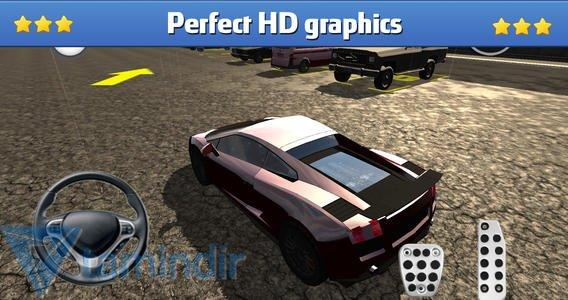 Perfect Car Parking 3D Ekran Görüntüleri - 2