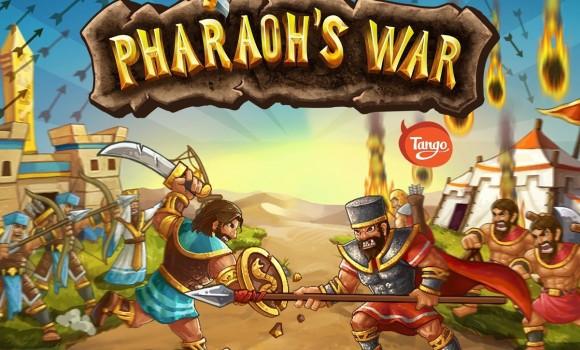 Pharaoh's War Ekran Görüntüleri - 5