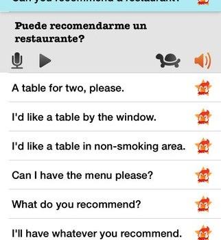 Phrasebook Ekran Görüntüleri - 1