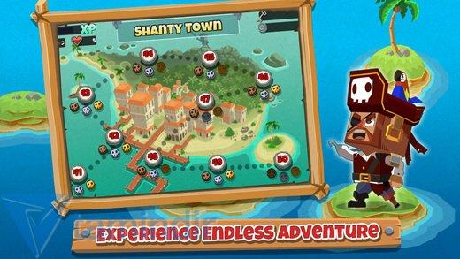 Pirate Bash Ekran Görüntüleri - 2
