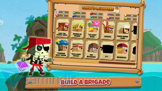 Pirate Bash Ekran Görüntüleri - 1