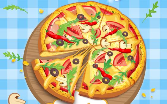 Pizza Maker Kids Ekran Görüntüleri - 6