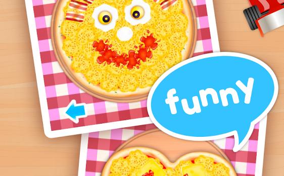 Pizza Maker Kids Ekran Görüntüleri - 5