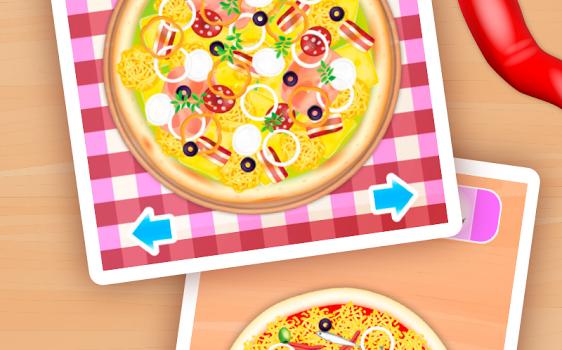 Pizza Maker Kids Ekran Görüntüleri - 3