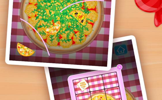 Pizza Maker Kids Ekran Görüntüleri - 2