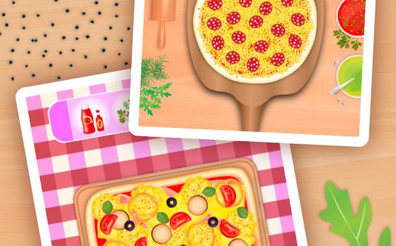 Pizza Maker Kids Ekran Görüntüleri - 1