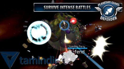 Planetary Guard: Defender Ekran Görüntüleri - 1
