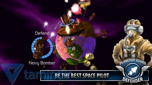 Planetary Guard: Defender Ekran Görüntüleri - 2