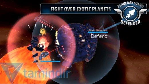 Planetary Guard: Defender Ekran Görüntüleri - 3