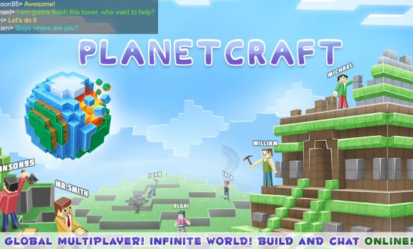 PlanetCraft Ekran Görüntüleri - 2