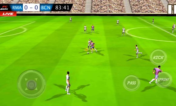 Play Football 2015 Ekran Görüntüleri - 3