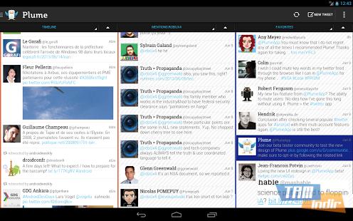 Plume for Twitter Ekran Görüntüleri - 1