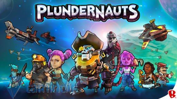 PlunderNauts Ekran Görüntüleri - 1
