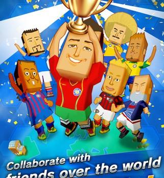 Pocket Footballer Ekran Görüntüleri - 1
