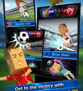 Pocket Footballer Ekran Görüntüleri - 3