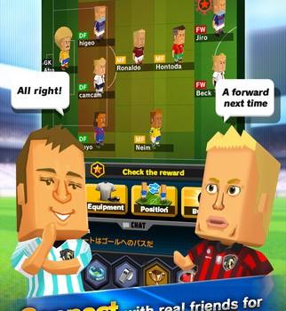 Pocket Footballer Ekran Görüntüleri - 2