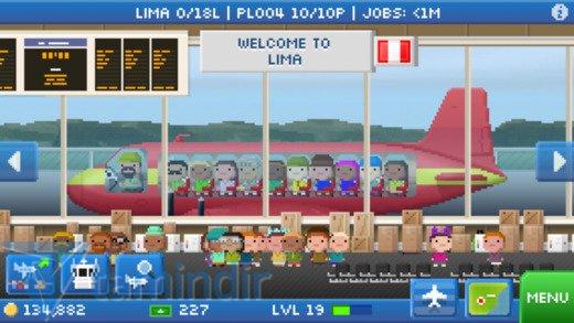 Pocket Planes Ekran Görüntüleri - 1