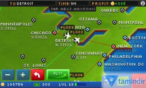 Pocket Planes Ekran Görüntüleri - 3
