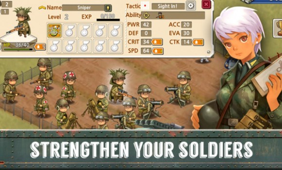 Pocket Platoons Ekran Görüntüleri - 3