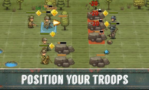 Pocket Platoons Ekran Görüntüleri - 2