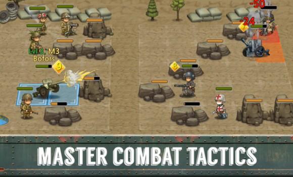 Pocket Platoons Ekran Görüntüleri - 1