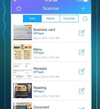 Pocket Scanner  Ekran Görüntüleri - 3