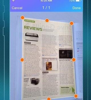 Pocket Scanner  Ekran Görüntüleri - 1