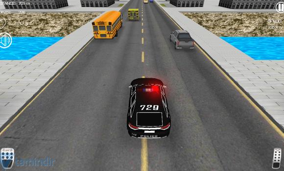 Police Car Racer Ekran Görüntüleri - 3