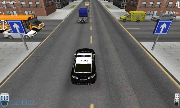 Police Car Racer Ekran Görüntüleri - 1