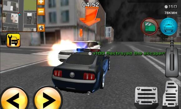 Police Cars vs Street Racers Ekran Görüntüleri - 2