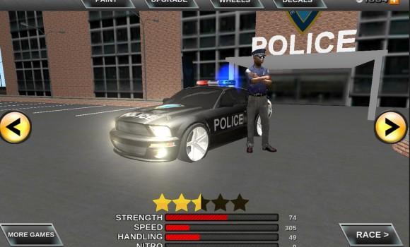 Police Cars vs Street Racers Ekran Görüntüleri - 3