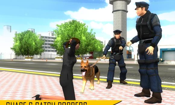 Police Dog Airport Crime City Ekran Görüntüleri - 3