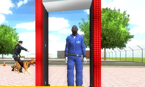 Police Dog Airport Crime City Ekran Görüntüleri - 1