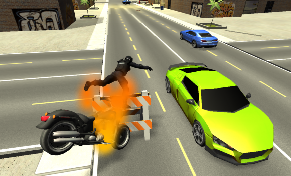 Police Moto Driver Ekran Görüntüleri - 3