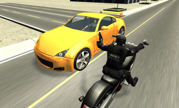 Police Moto Driver Ekran Görüntüleri - 1